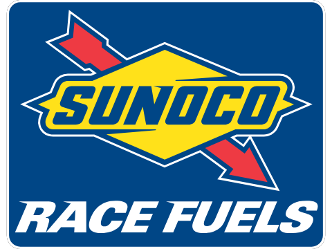 Sunoco Race Fuels Racing Decals Stickers 4 Inches Long Size Set of 2 d-suns
